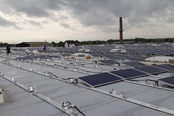 Photovoltaik-Installation